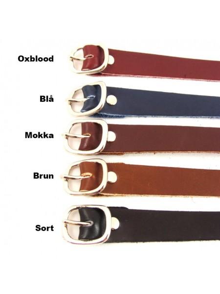 Cavallo sporeremme calf leather
