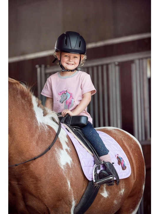 Equipage Finja Unicorn børnebluse