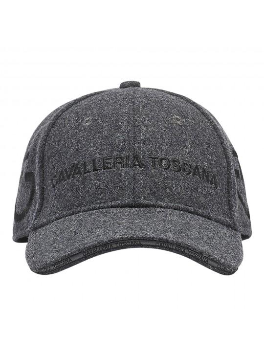 CT Wool Cap - Dark Grey