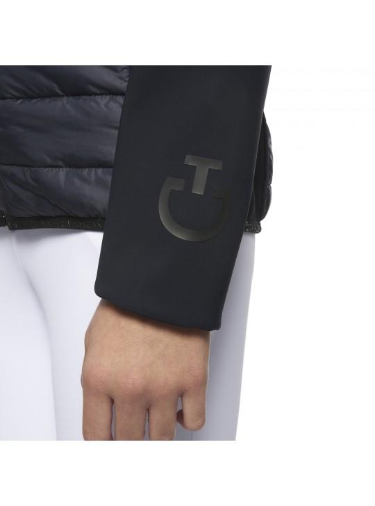 CT Quilted puffer børne jakke