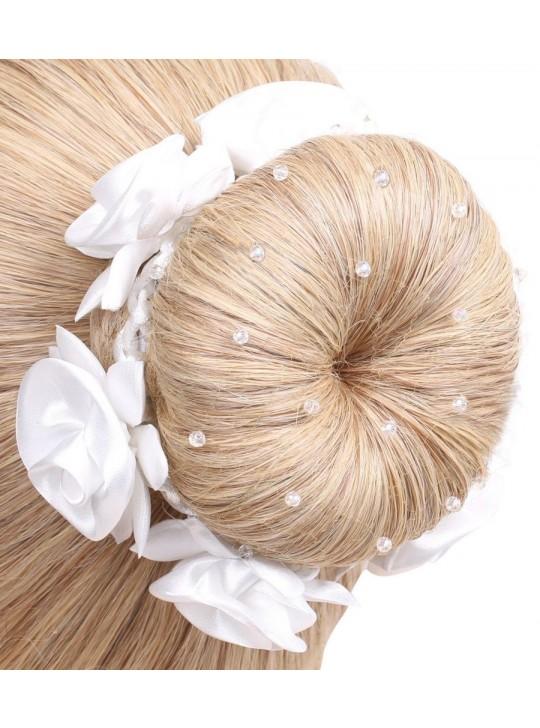 SD crystal perle hårnet
