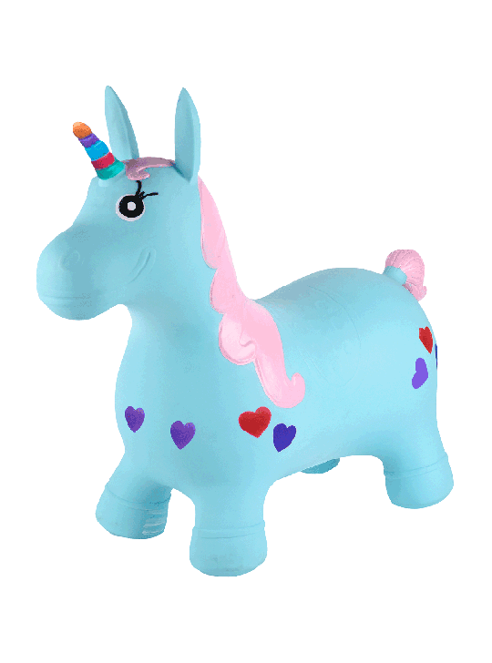 Jumpy Unicorn