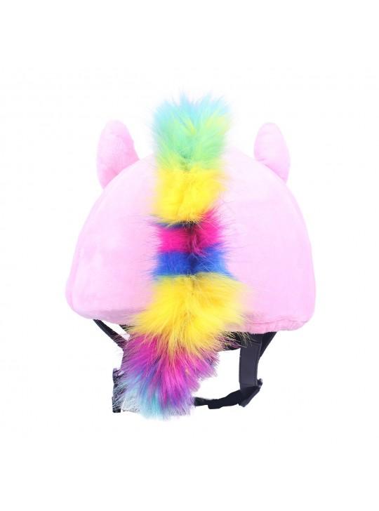 QHP Hjelmbetræk Unicorn