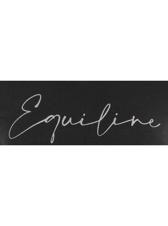 "Equiline ""Galbag"" Octagon underlag, Sort"