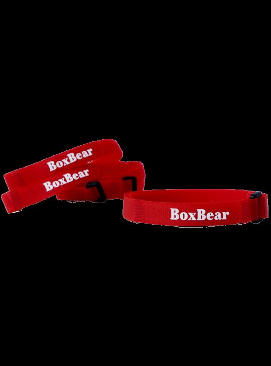 Boxbear Safty Strap 3 stk