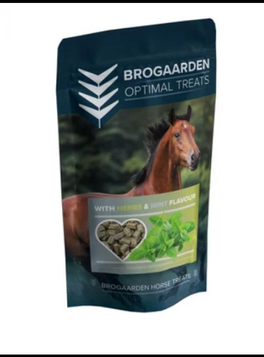 Brogaarden Optimal Treats - Urter & Pebermynte