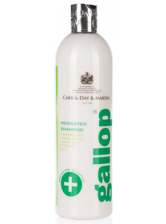 CDM Gallop Medicated Shampoo
