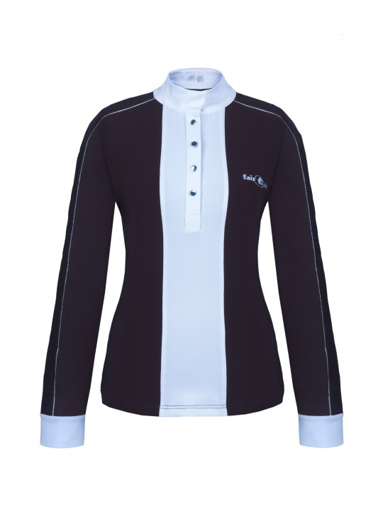 Fairplay Claire Showshirt L-Ærme