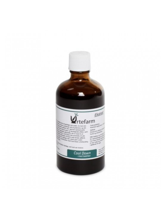 Urtefarm Cool Down Extract 100ml