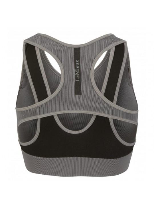LeMieux Activewear Sports-bh, Sort