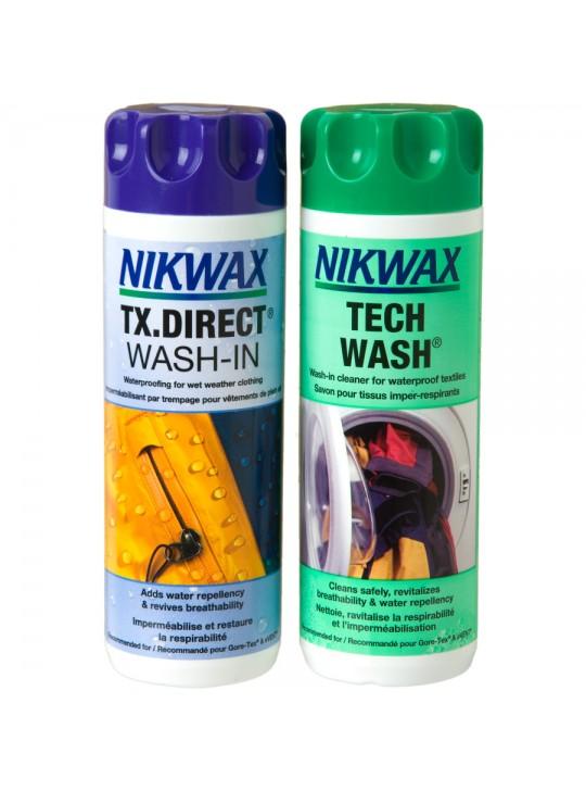 Nikwax Vask og Imprægnering