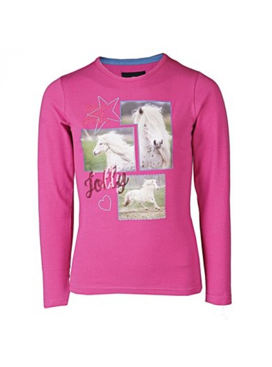Horka Pony t-shirt L/Æ