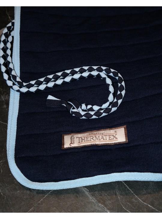 Thermatex Quarter Rug Navy & Cambridge
