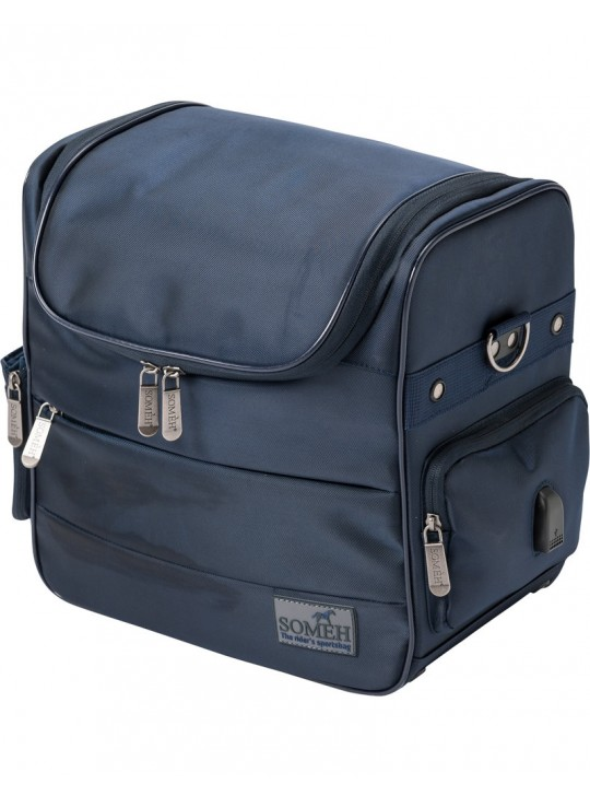 Soméh Connect Grooming Bag, Navy