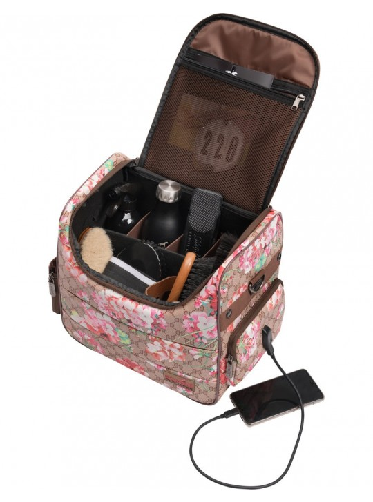 Soméh Connect Grooming Bag, Blossom