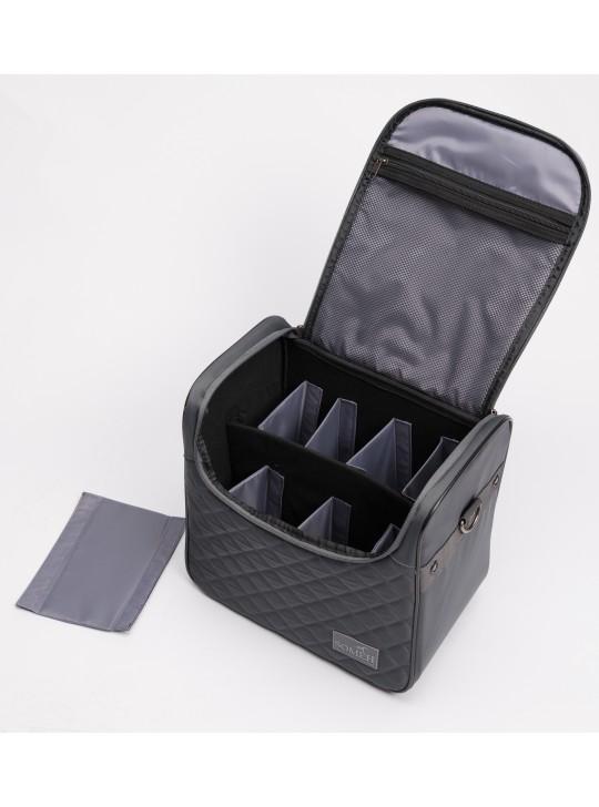 Soméh Compact Grooming Bag, Mørkegrå