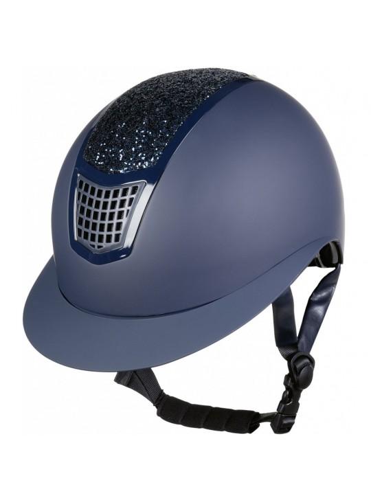 HKM Ridehjelm Glamour Shield