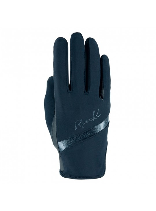 Roeckl Lorraine handske, Sort