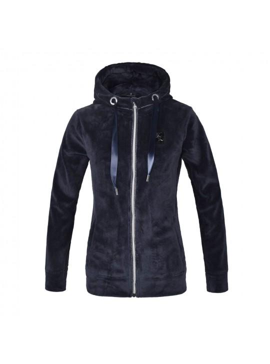 KL Ida plys fleece jakke