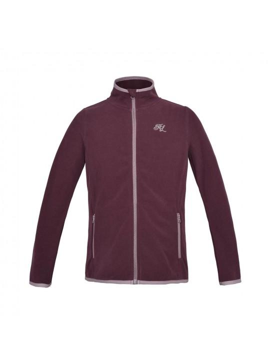 KL Idril RedPort fleece jakke Junior