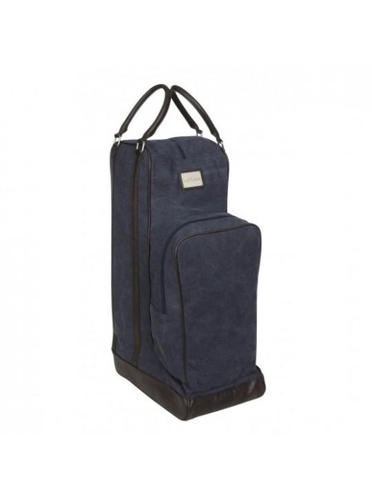 LeMieux Canvas Luxury Støvletaske