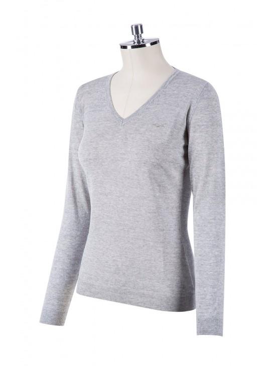 "Animo ""Soil"" Dame Sweater, Grå"