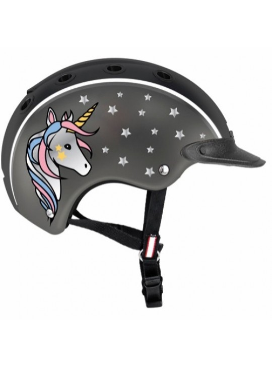 Casco junior ridehjelm Nori Unicorn