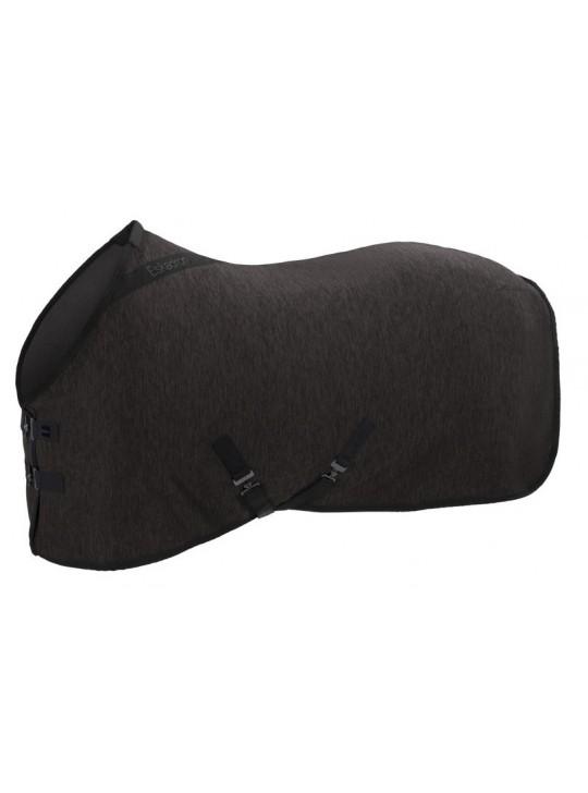 Eskadron Sweat rug 3D fleece reflexx 21 S/S, Black