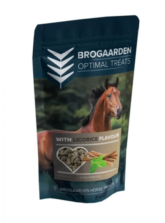 Brogaarden Optimal Treats - Lakrids