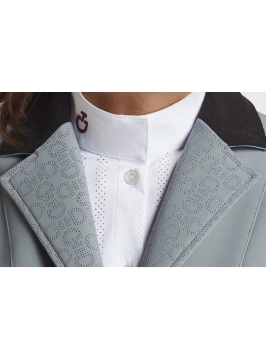 CT Micro Perforated Riding Jacket