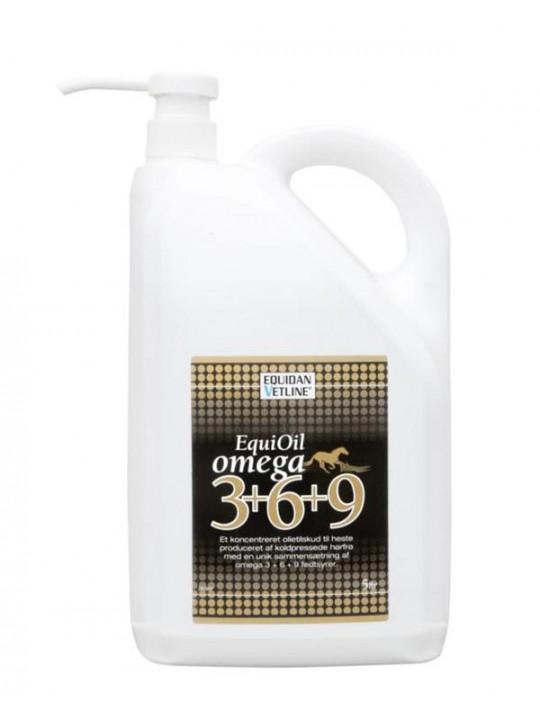 EquiOil Omega 3 + 5 + 9 5 liter