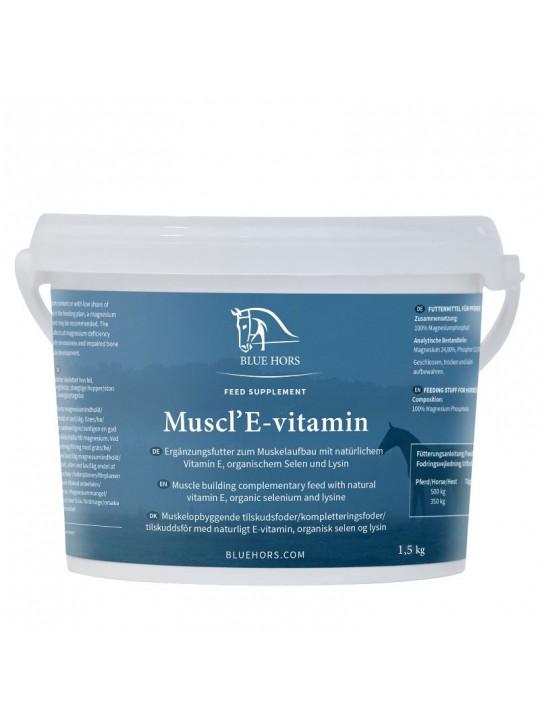 Blue Hors Muscl' E-vitamin 1,5 Kg