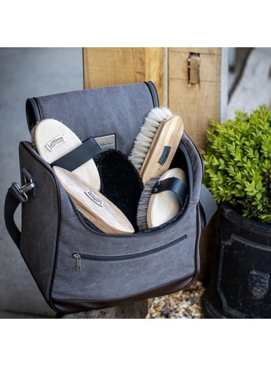 LeMieux Luxury Canvas Grooming bag