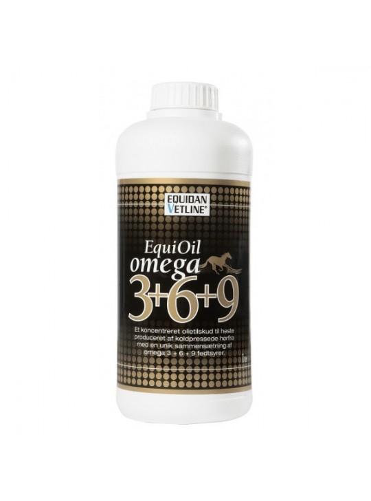 EquiOil Omega 3+6+9 1L