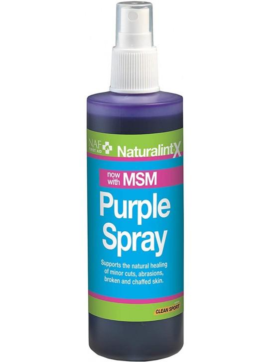 NAF Naturalintx Purple Spray m. MSM