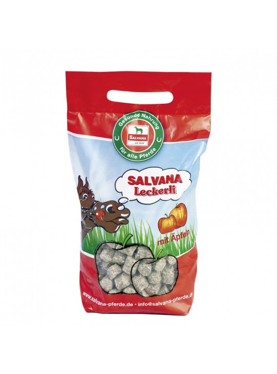 Salvana Hestebolcher Æble 1kg