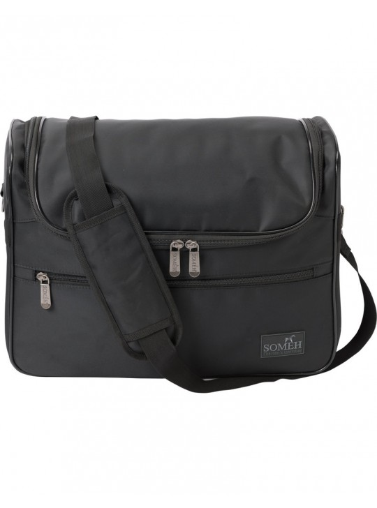 Soméh Classic Grooming Bag, Sort