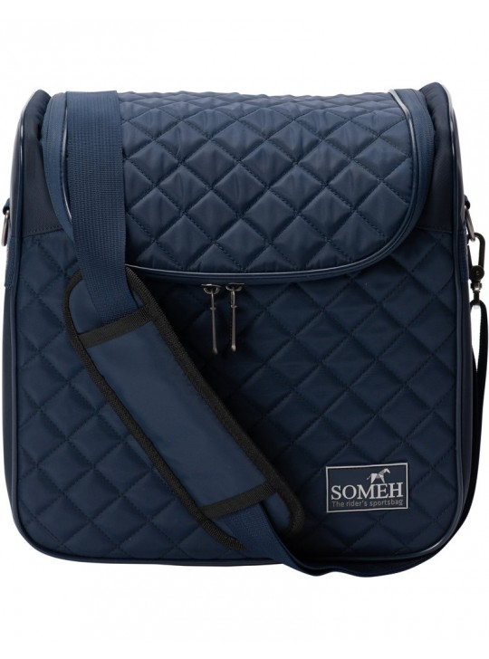Soméh Compact Grooming Bag, Blue