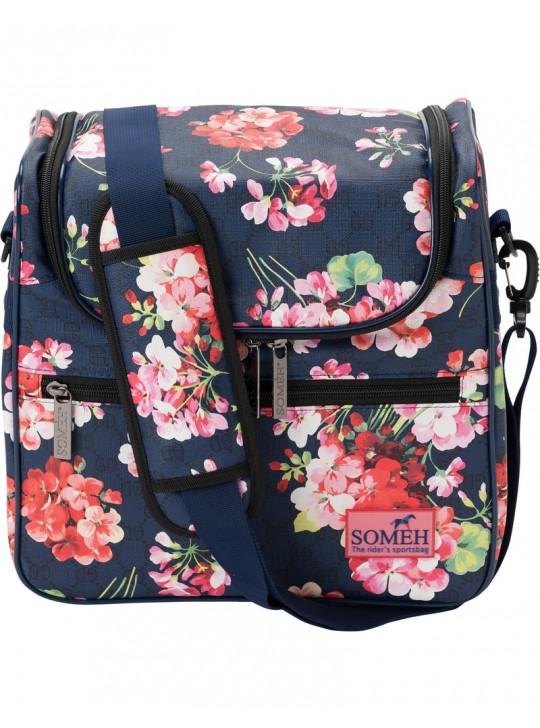 Soméh Compact Grooming Bag, Petite Fleur