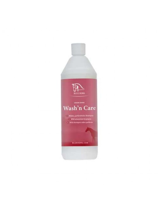 Blue Hors Wash'n Care Shampoo