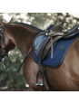 Kentucky Navy Leather Underlag Color Edition